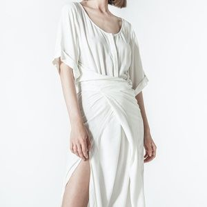 Nicholas K. Wrap Dress